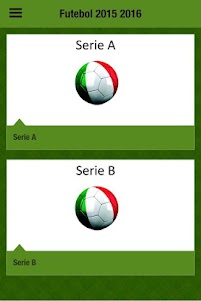 Futebol 2015-16 App português 1.0 screenshot 8
