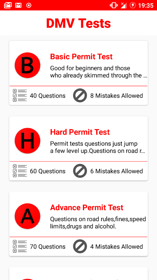 DMV Driving Practice Test 2018 1 1 1 APK Download - Android