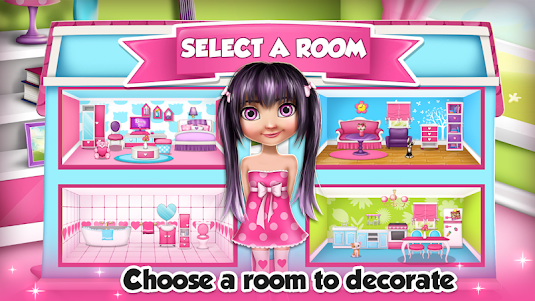 My Doll House Decoration Games 3.0 screenshot 1
