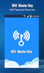 Master Wifi Key 2.3 screenshot 1
