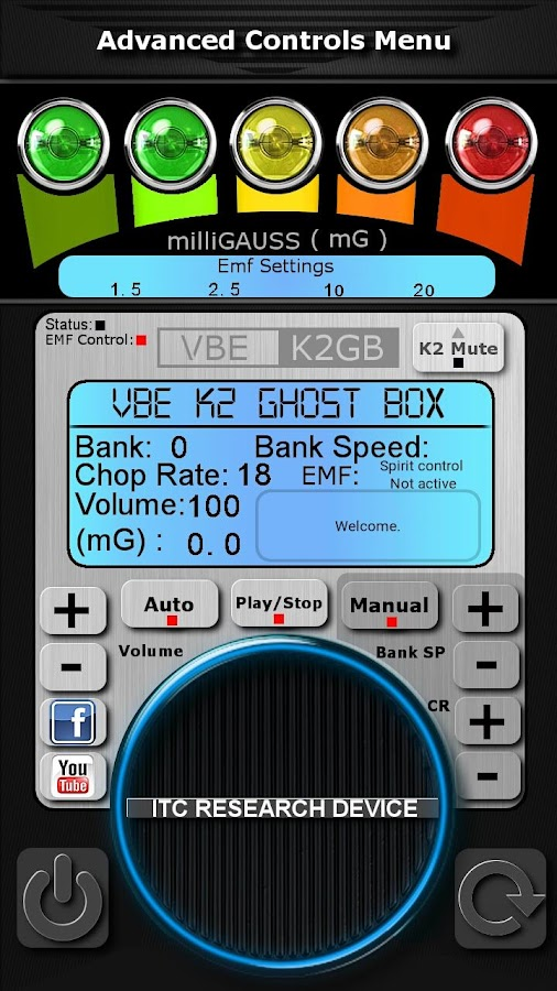 VBE K2 GHOSTBOX PRO 1 7 APK Download - Android Tools Apps