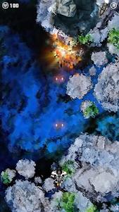 Classic Space Shooter - Infinity Shooting 1.0 screenshot 1