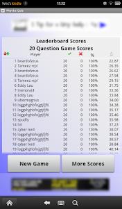 Physics Quiz  screenshot 4
