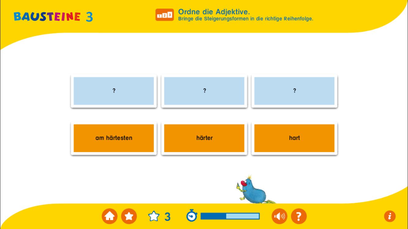 Bausteine – Deutsch Klasse 3 1.2.0 APK Download - Android Education Apps