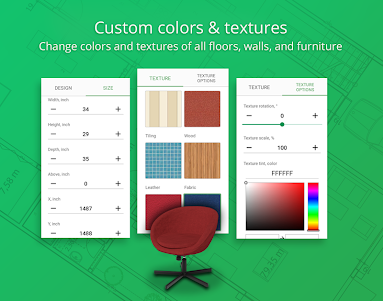 Planner 5D - Home & Interior Design Creator 1.16.4 screenshot 11