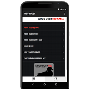 Wood Duck Calls Wood DuckPro 1.2 screenshot 2