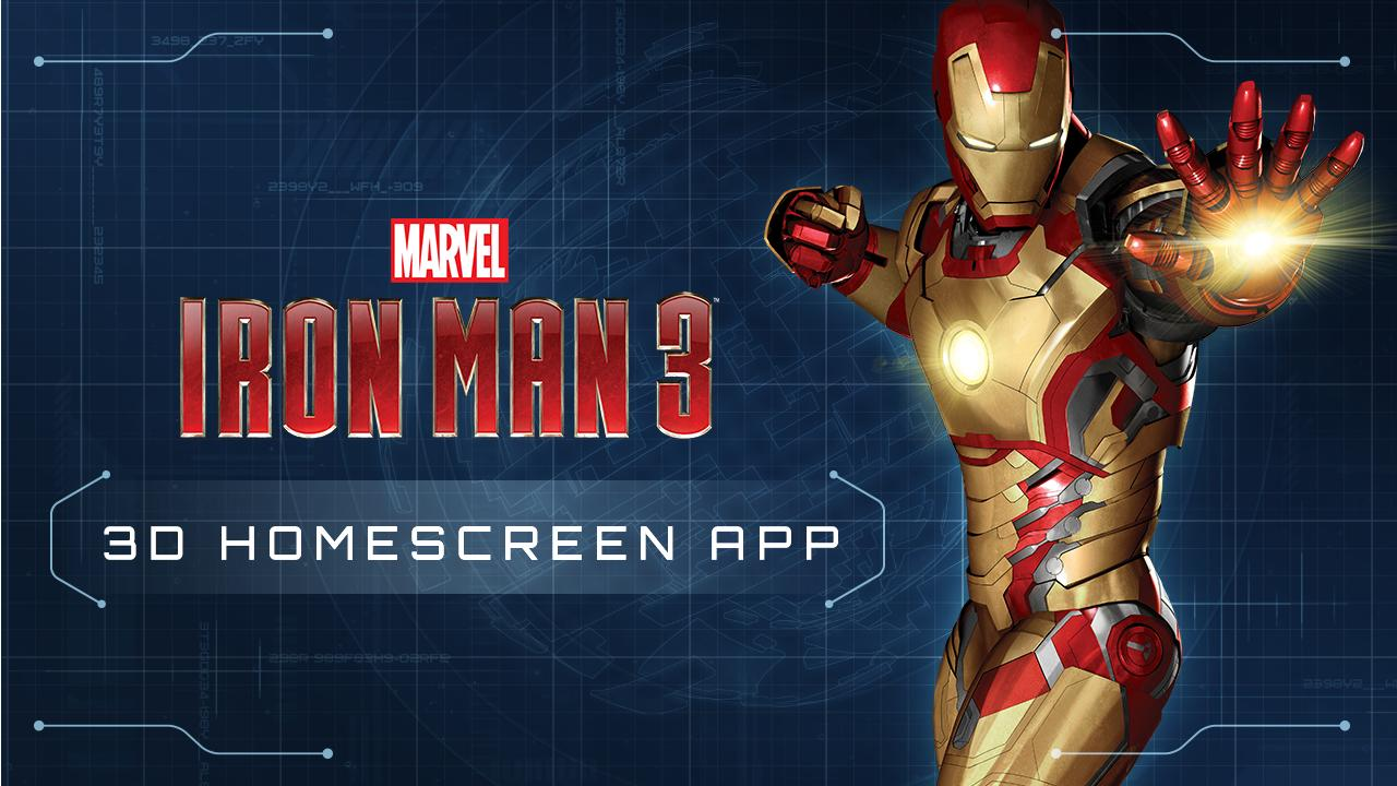 iron man 3 live wallpaper 1.28 apk download - android