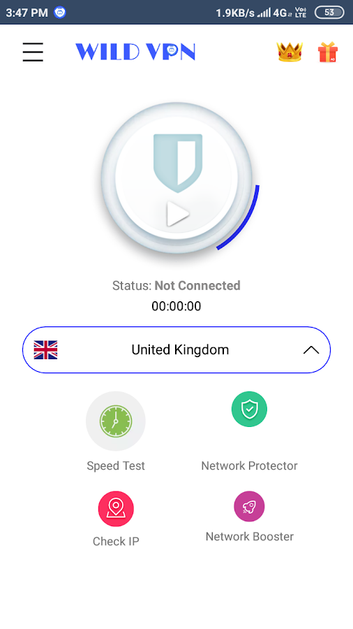 Wild VPN 2019/ Free Proxy Network 1 0 8 APK Download