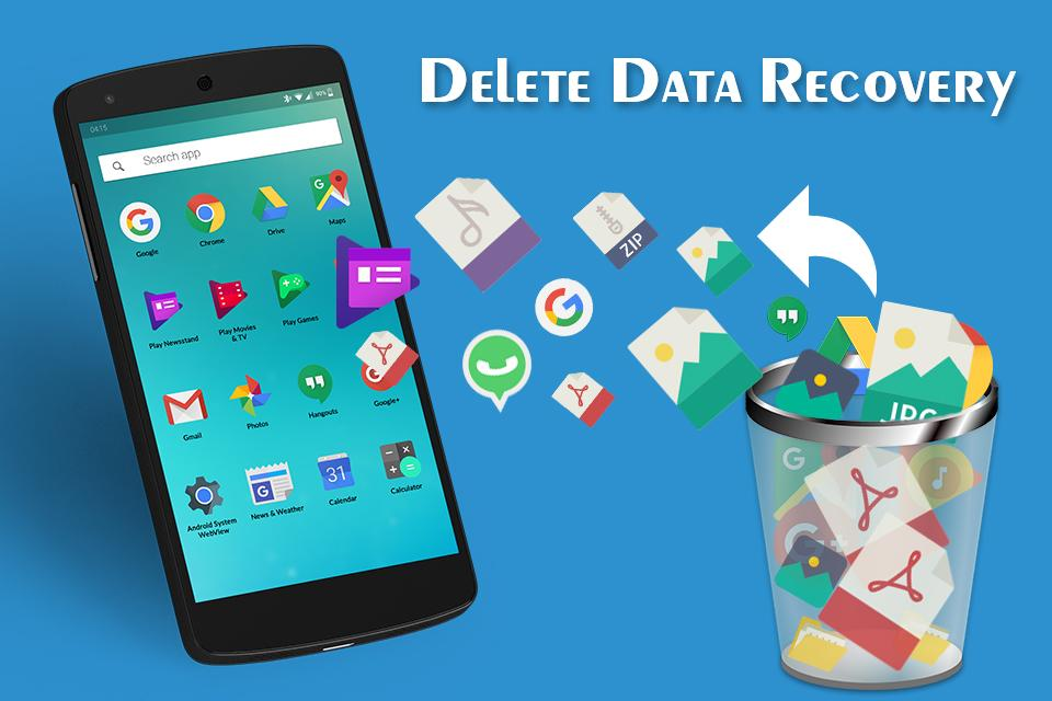 Recover Deleted All Files,Photos And Video 1 1 APK Download