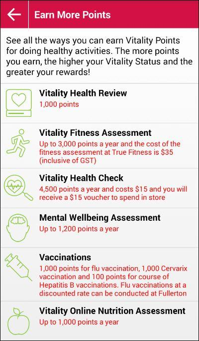 AIA Vitality Singapore 20 1 APK Download - Android Health