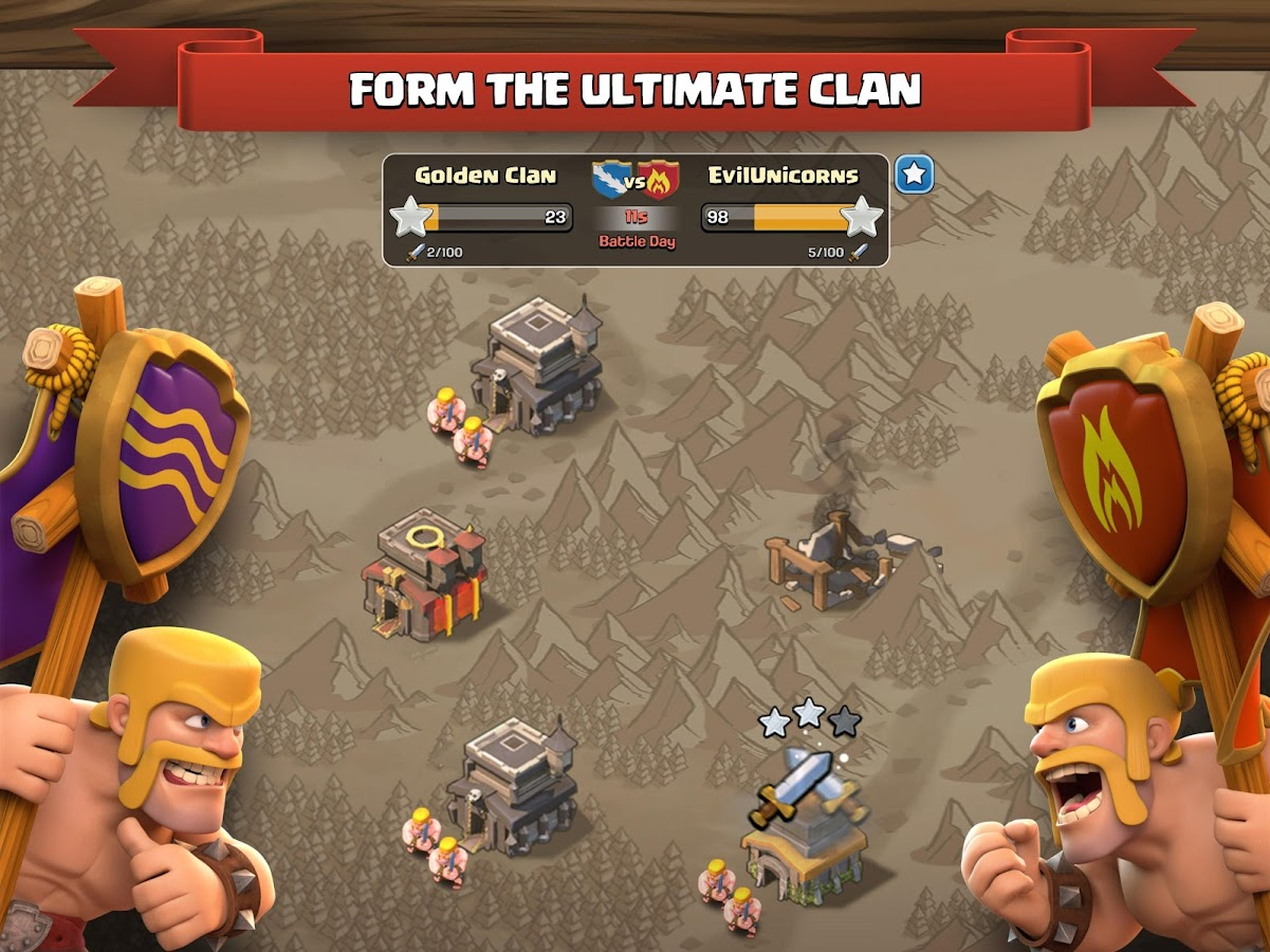 Clash of Clans 10.322.27 APK Download - Android Strategy Games