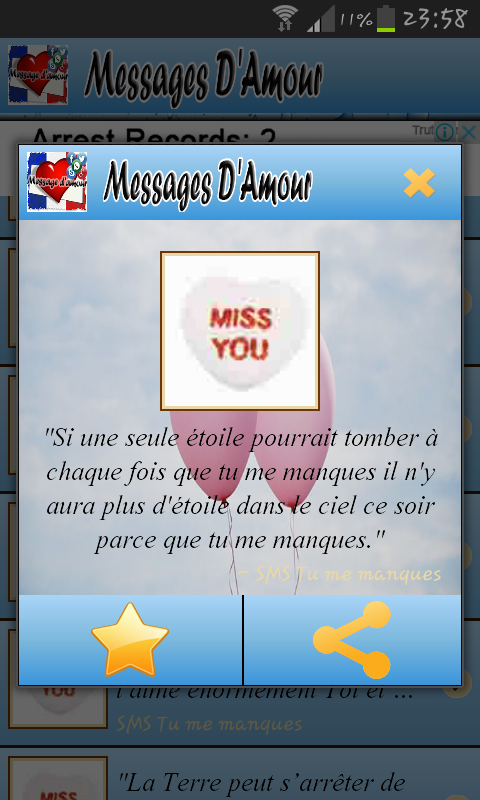 Messages Damour Sms Damour 11 Apk Download Android