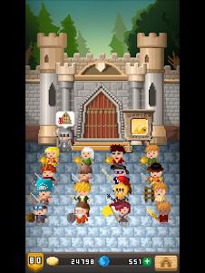 Blacksmith Story-Pixel Game 3.2.0 screenshot 16