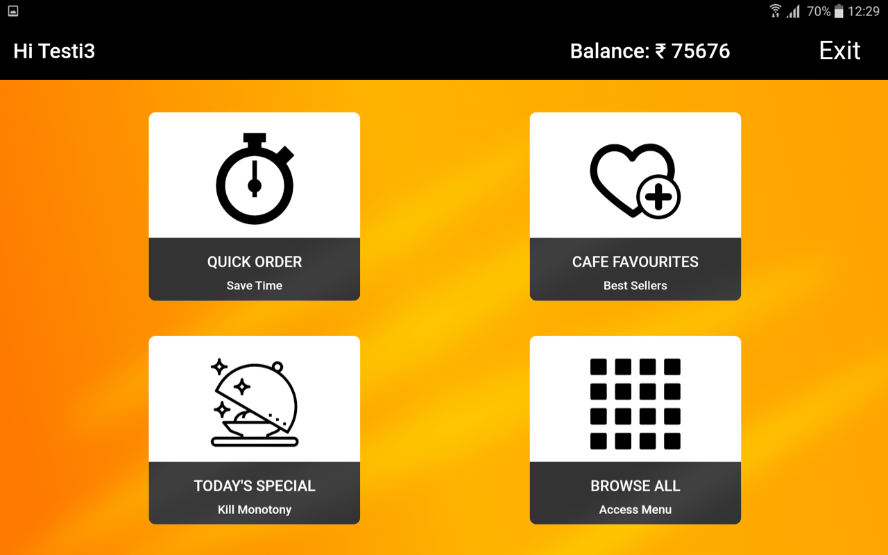 E2Z Kiosk 2 1 APK Download - Android cats food_drink Apps