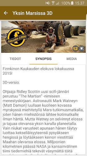 live tuloslista finnkino jyväskylä elokuvat