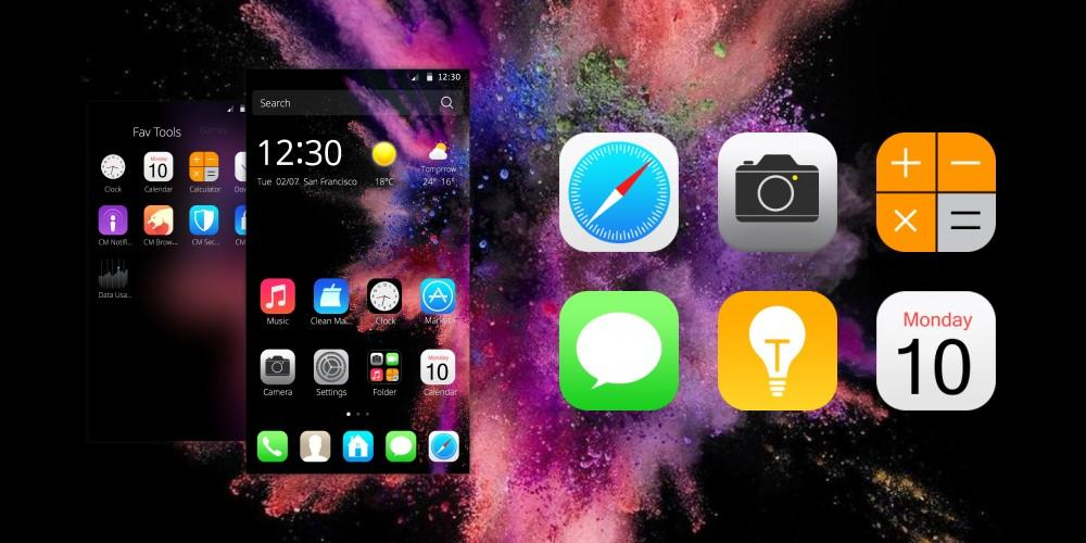 Theme for iPhone 7 Plus 1 1 3 APK Download - Android Tools Apps