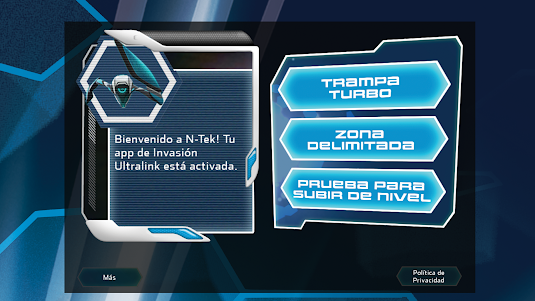 Max Steel Ultralink Invasion! 1.0 screenshot 5