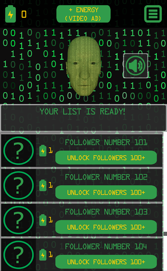 Matrix Followers Detector - Auto Liker Insight 1 0 APK Download