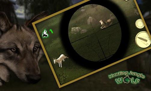 Hunting Jungle Wolf 1.3 screenshot 12