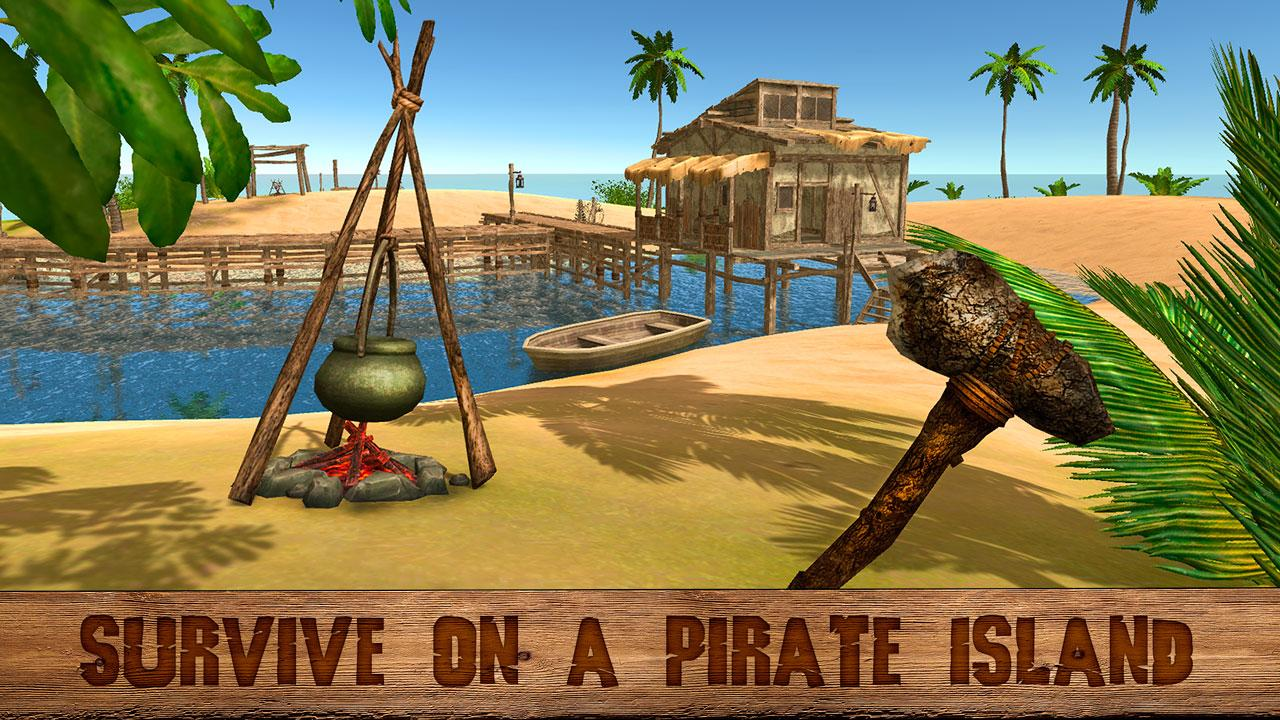 Pirate Island Sim Full 1 0 APK Download - Android Adventure