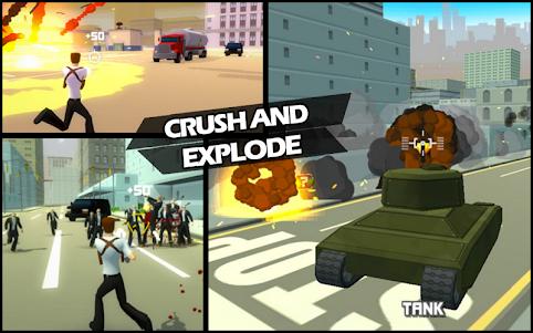 Real Gangster Crime Mafia Miami Vice City 3D 1.024 screenshot 5