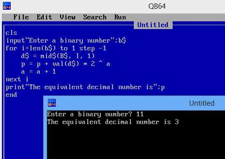 QBASIC-The learning app 8 1 1 APK Download - Android