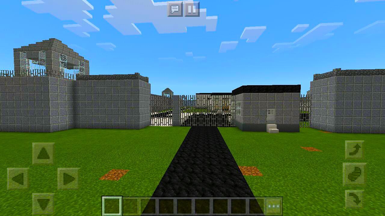 New Prison Life Roblox Map For Mcpe Road Block 2 10 Apk - team deathmatch war storm eye roblox