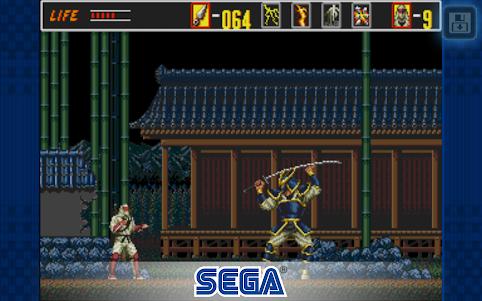 The Revenge of Shinobi Classic 1.2.1 screenshot 8