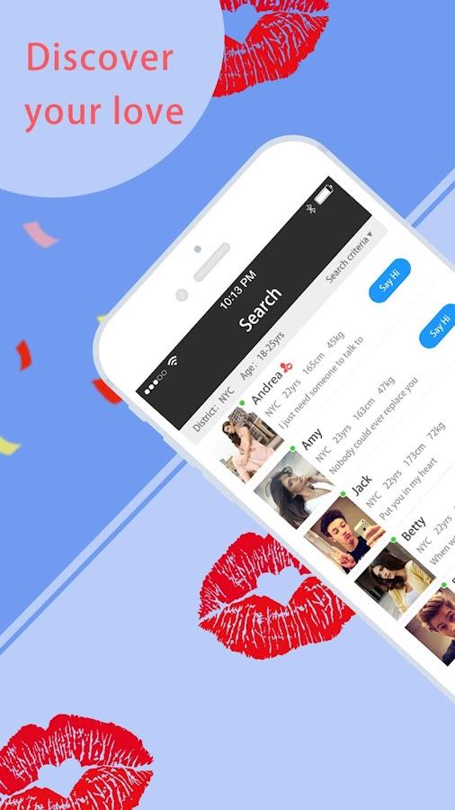 Dating website outline