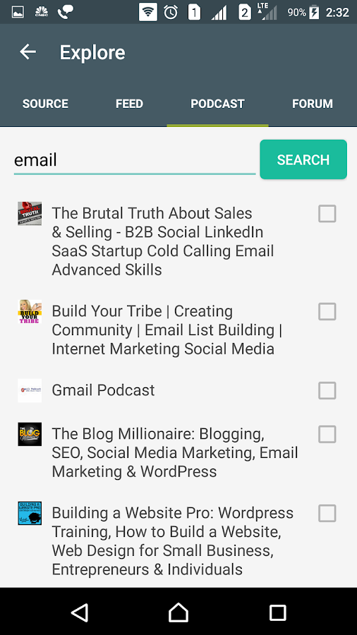 All Email Providers | Feed 17 79 89 APK Download - Android