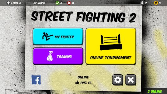 Street Fighting 2: Multiplayer 2.3.2 screenshot 6