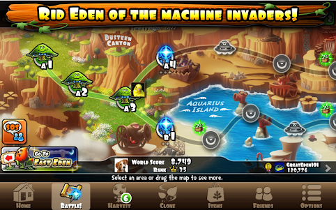 Eden to Green  screenshot 7