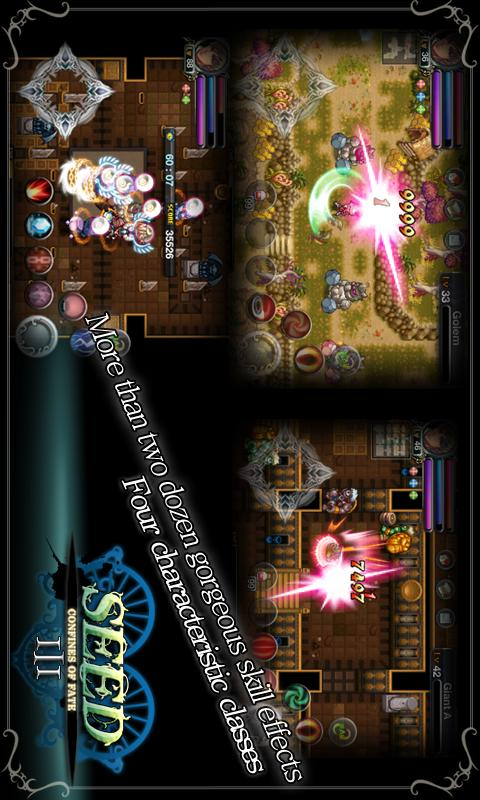 SEED3 - Heroes in time 1 0 7 APK Download - Android Role