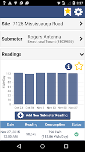 EPL Meter Reader Mobile 1.1.1 screenshot 1