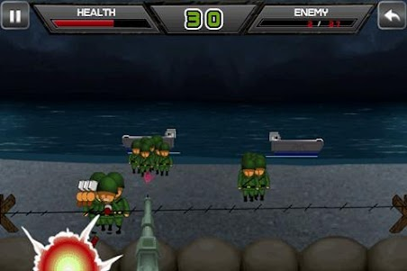 Blazing Gun 1.0 screenshot 3