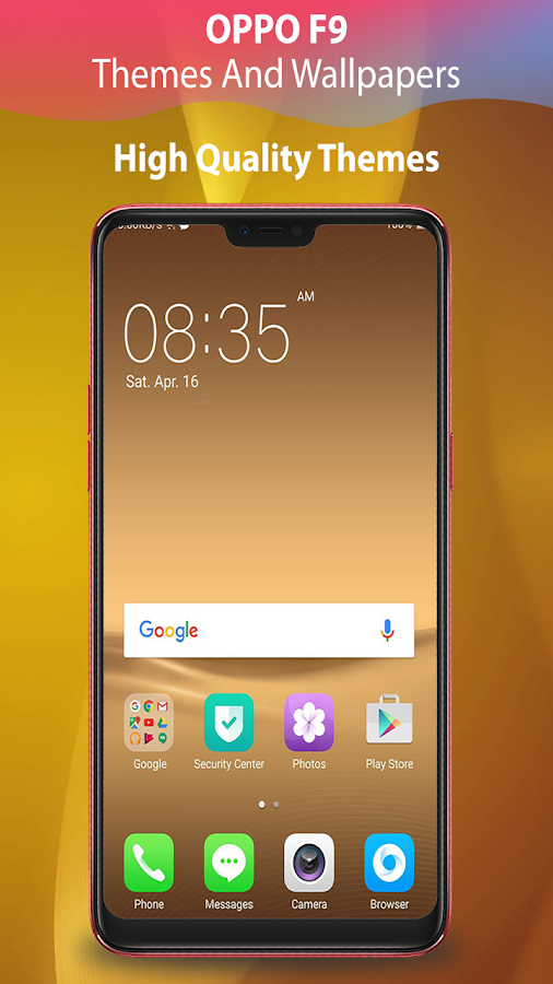 Oppo F9 Themes and Wallpapers-oppof9 launcher 2018 1 0 0 2 APK