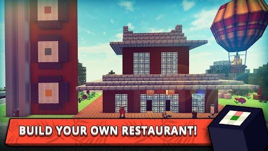 Sushi Craft: Best Cooking Games - Food Making Chef 1.8 screenshot 1