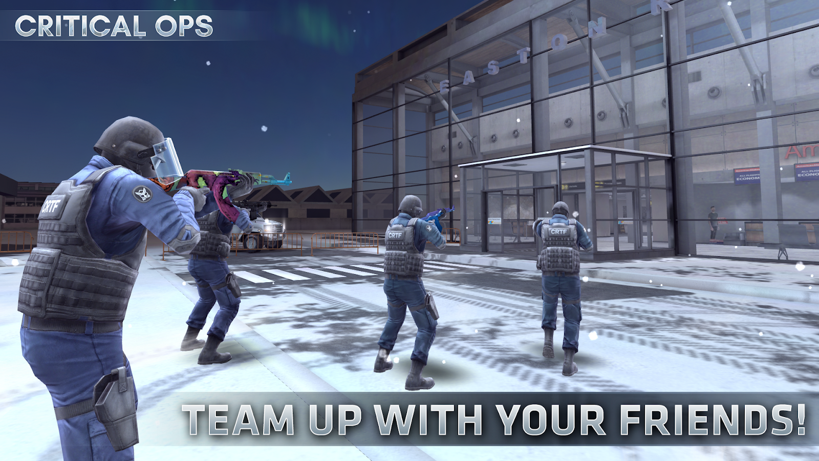 Critical Ops 1 9 0 f791 APK + OBB (Data File) Download