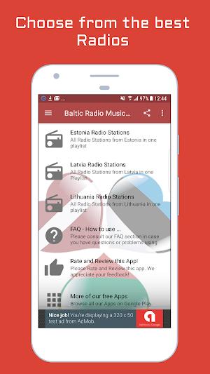 Baltic Radio Music & News 1 0 APK Download - Android Music
