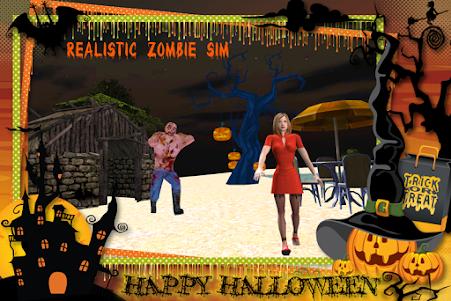 Ultimate Zombie Simulator 3D 1.2 screenshot 1