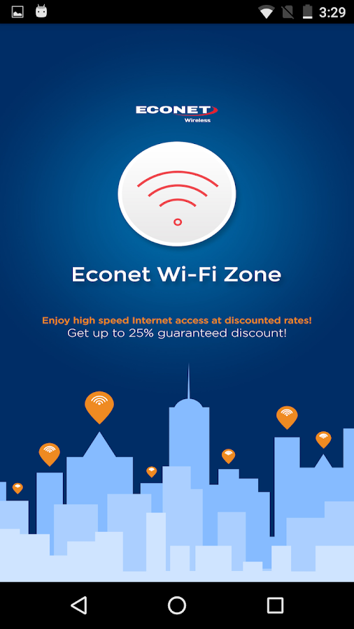Econet Wireless in Zimbabwe