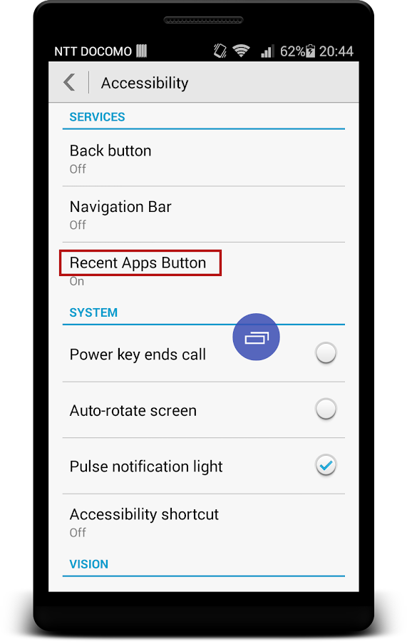 Recent Apps Button 2 03 APK Download - Android Tools Apps