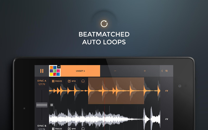 edjing PRO - Music DJ mixer 1.3.1 APK