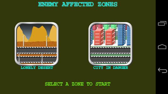 Gravity Fighter Ninja 2.0 screenshot 2