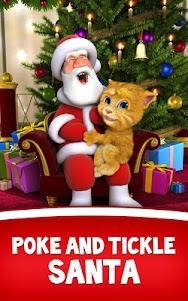 Talking Santa meets Ginger +  screenshot 7