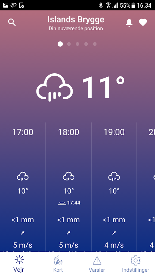 Dmi Weather 201 Apk Download Android Weather Apps