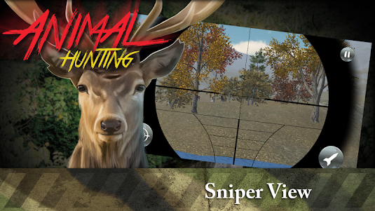 Animal Hunting 3D 1.1 screenshot 8