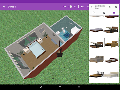 Bedroom Design 1.7.0 screenshot 6