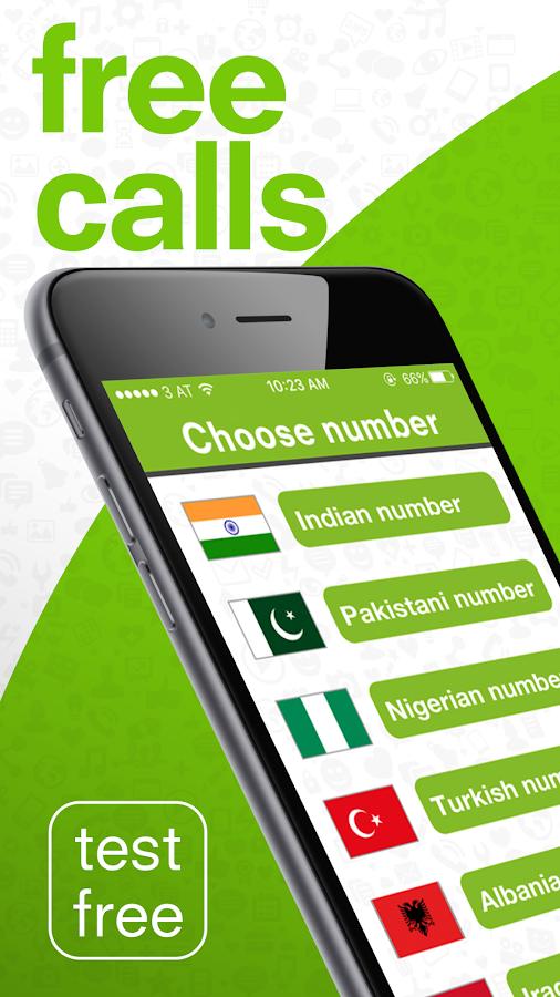 ViMo – your international number  free calls! 2 9 2 APK