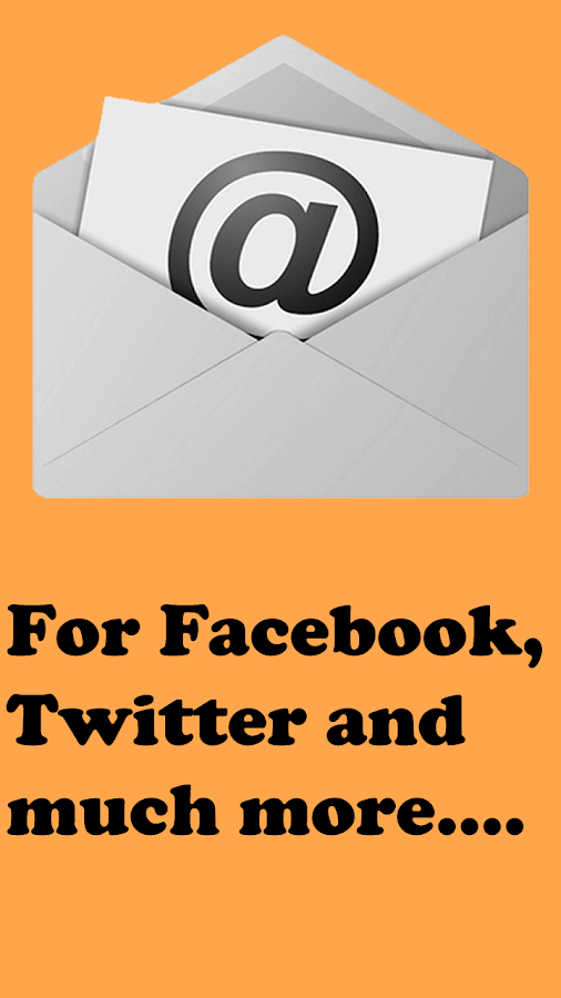 Instant Email Address (Temp Mail) 1 3 APK Download - Android